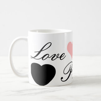 Love Laugh Pray Mug