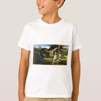 Love Leading The Pilgrim by Edward Burne-Jones T-Shirt