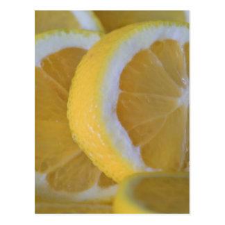 Love Lemons Postcard