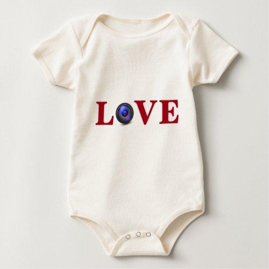 Love Lense Baby Bodysuit