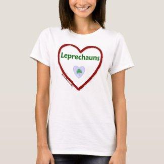 Love Leprechauns T-Shirt