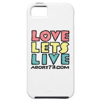 Love Lets Live (Alternate) / Abort73.com iPhone SE/5/5s Case