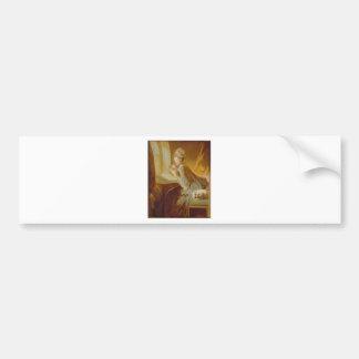 Love letter bumper sticker