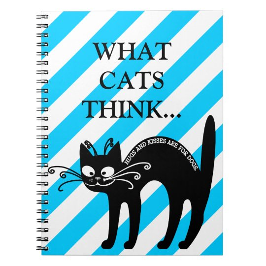 Love letter from my cat: cat etiquette notebook