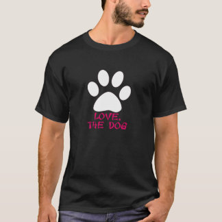 love Letter from the dog T-Shirt