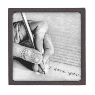 love letter gift box