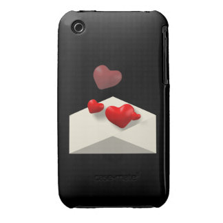 Love Letter iPhone 3 Case-Mate Cases