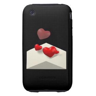 Love Letter iPhone 3 Tough Cases