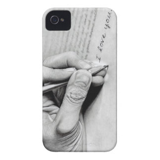love letter iPhone 4 case