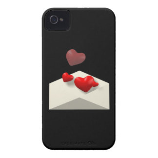 Love Letter iPhone 4 Case-Mate Case