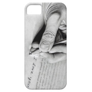 love letter iPhone SE/5/5s case