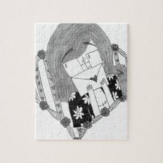 Manga Jigsaw Puzzles