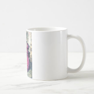 Love letter painting coffee mug
