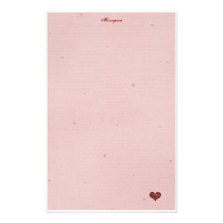Love Letter Paper! Stationery