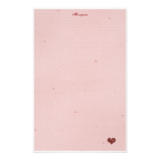 Letterhead Envelopes: Love Letter Paper! Stationery