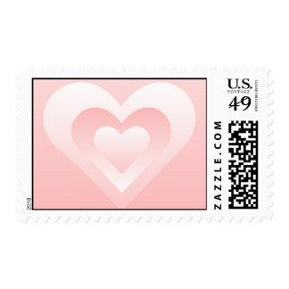 Love Letter Postage Stamp
