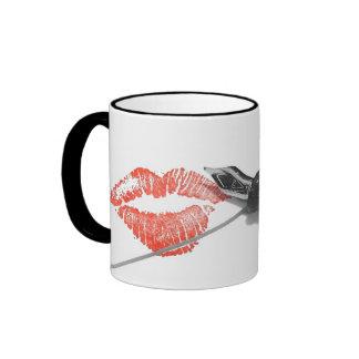 Love Letter Quote Mug
