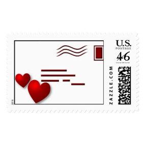 Love Letter (Stamp) stamp