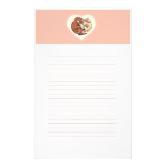 Love Letter Stationery Paper