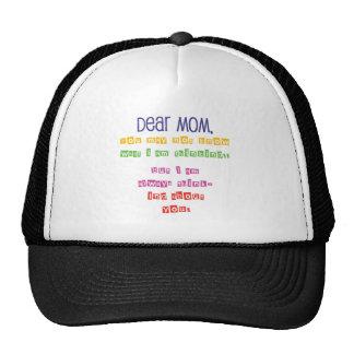 Love letter to Mom Trucker Hat