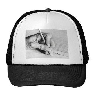 love letter trucker hat