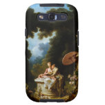 <Love Letters> by Jean Honore Fragonard Galaxy S3 Case