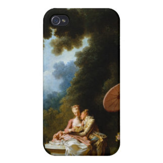 Love Letters by Jean Honore Fragonard Case For iPhone 4