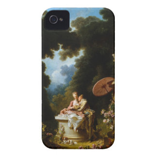 Love Letters by Jean Honore Fragonard iPhone 4 Cover