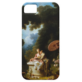 <Love Letters> by Jean Honore Fragonard iPhone 5 Covers
