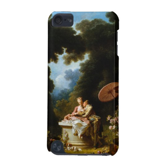 Love Letters by Jean Honore Fragonard iPod Touch (5th Generation) Case