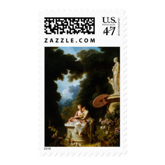 Love Letters by Jean Honore Fragonard Postage