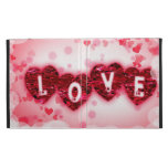 Love Letters iPad Case