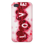 Love Letters iPhone Case iPhone 4/4S Cover