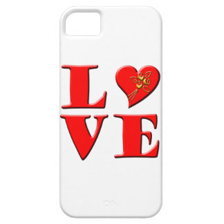 LOVE Letters L♥VE iPhone 5 Cover
