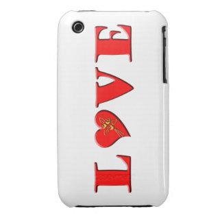 LOVE Letters L♥VE Case-Mate iPhone 3 Case