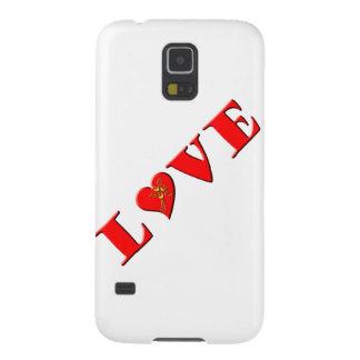 LOVE Letters L♥VE Galaxy Nexus Cases