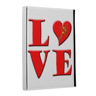 LOVE Letters L♥VE iPad Cases