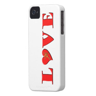 LOVE Letters L♥VE iPhone 4 Cases
