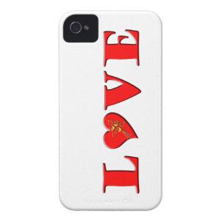 LOVE Letters L♥VE iPhone 4 Case