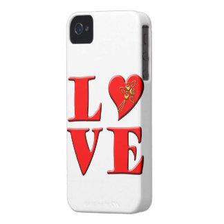 LOVE Letters L♥VE Case-Mate iPhone 4 Case