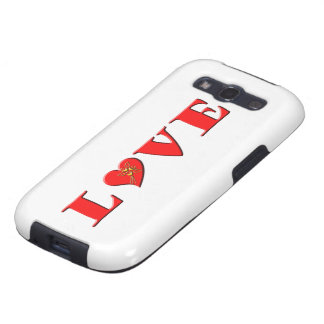 LOVE Letters L♥VE Galaxy S3 Cover