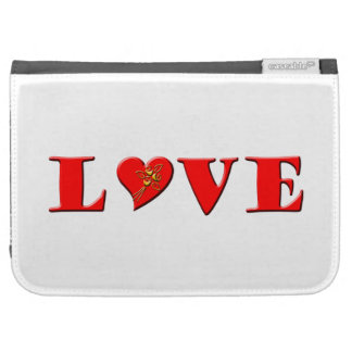 LOVE Letters L♥VE Cases For Kindle