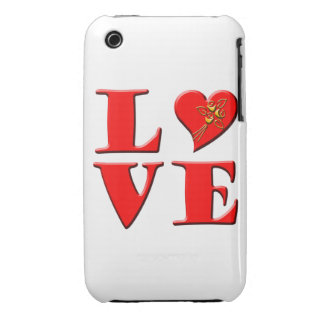 LOVE Letters L♥VE iPhone 3 Cover