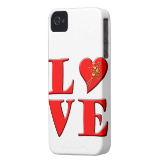 LOVE Letters L♥VE Blackberry Bold Case