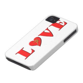 LOVE Letters L♥VE Blackberry Case