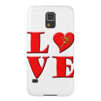 LOVE Letters L♥VE Samsung Galaxy Nexus Cases