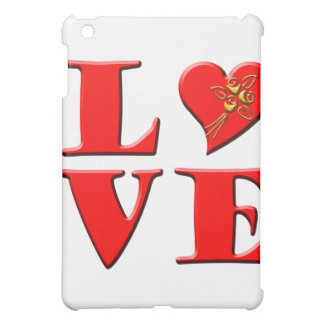 LOVE Letters L♥VE Case For The iPad Mini