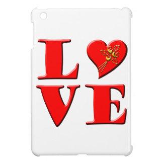 LOVE Letters L♥VE iPad Mini Cases