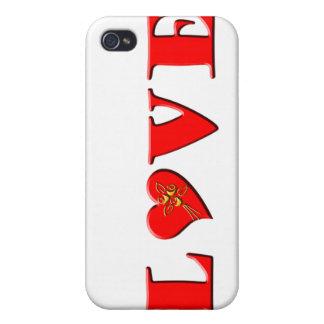 LOVE Letters L♥VE iPhone 4/4S Case