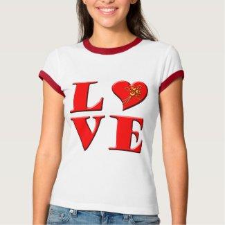 LOVE Letters ( L♥VE) T-Shirt